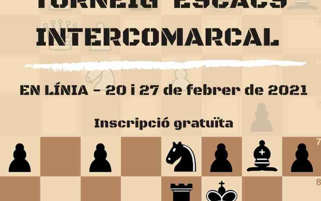 Torneig Territorial d'escacs en línia